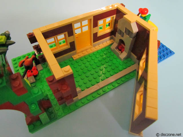 Review Of 5766 Lego Creator Log Cabin