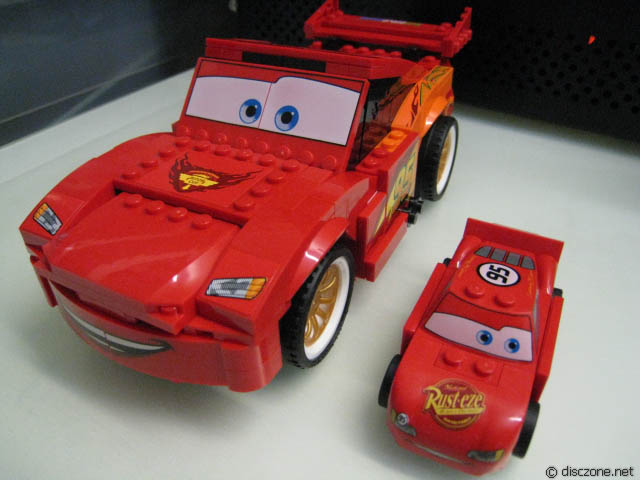 Cars  Francesco Motorized Car
