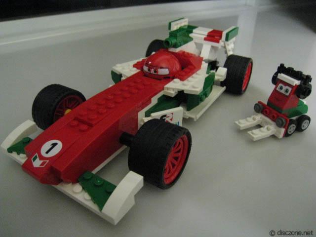 Lightning Mcqueen Build N Go Kit Cars