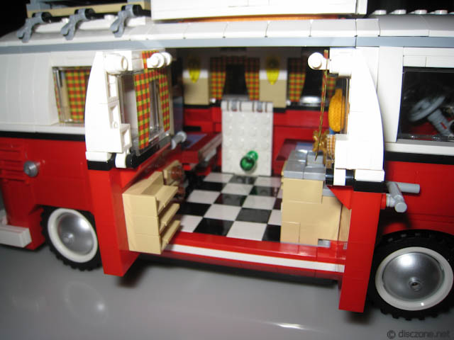 Review Of 10220 Lego Volkswagon T1 Camper Van