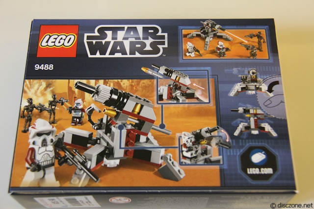 Review Of Lego 9488 Star Wars Elite Clone Trooper And Commando Droid