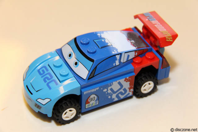 Review Of Lego 2012 Cars 2 Releases Part 4 9485 Ultimate