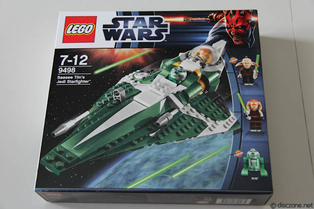 Review of 9498 LEGO Star War Saesee Tiin's Starfighter IMG_7011