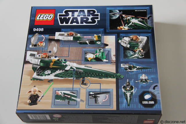 Review of 9498 LEGO Star War Saesee Tiin's Starfighter IMG_7012