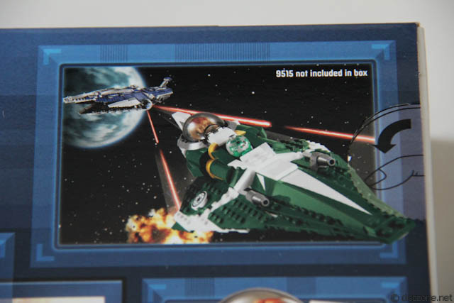 Review of 9498 LEGO Star War Saesee Tiin's Starfighter IMG_7013