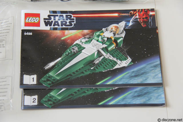 Review of 9498 LEGO Star War Saesee Tiin's Starfighter IMG_7018