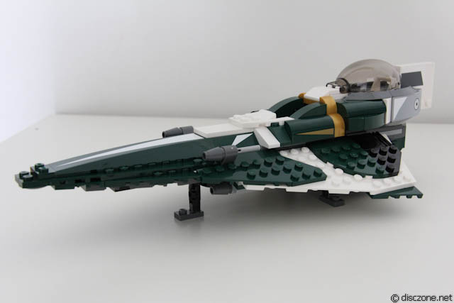 Review of 9498 LEGO Star War Saesee Tiin's Starfighter IMG_7029