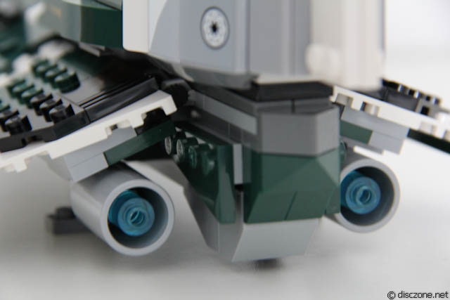 Review of 9498 LEGO Star War Saesee Tiin's Starfighter IMG_7047