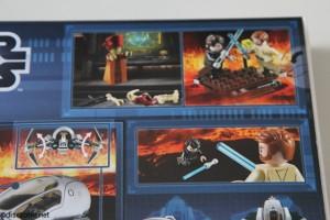 9494 Anakin's Jedi Interceptor - Scenes