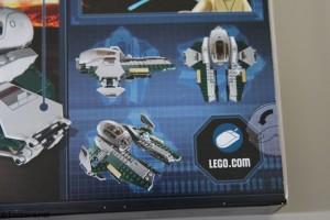 9494 Anakin's Jedi Interceptor - Interceptor