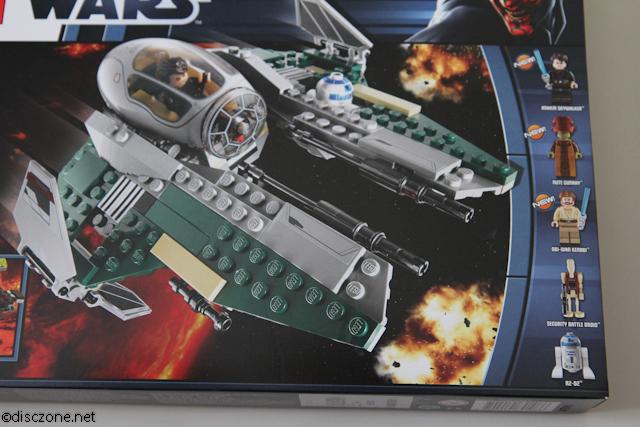 9494 Anakin's Jedi Interceptor - MiniFigure