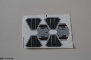 9494 Anakin's Jedi Interceptor - Stickers
