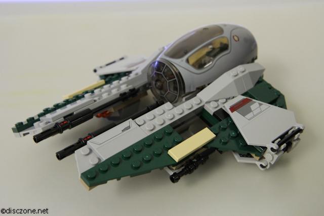9494 Anakin's Jedi Interceptor - Jedi Interceptor