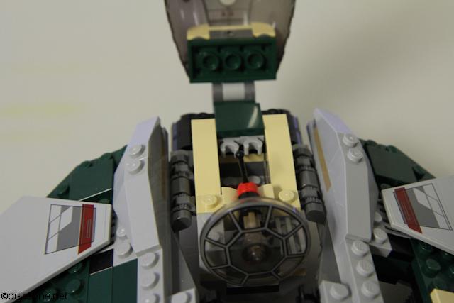 9494 Anakin's Jedi Interceptor - Jedi Interceptor Cockpit