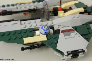 9494 Anakin's Jedi Interceptor - Jedi Interceptor For R2-D2