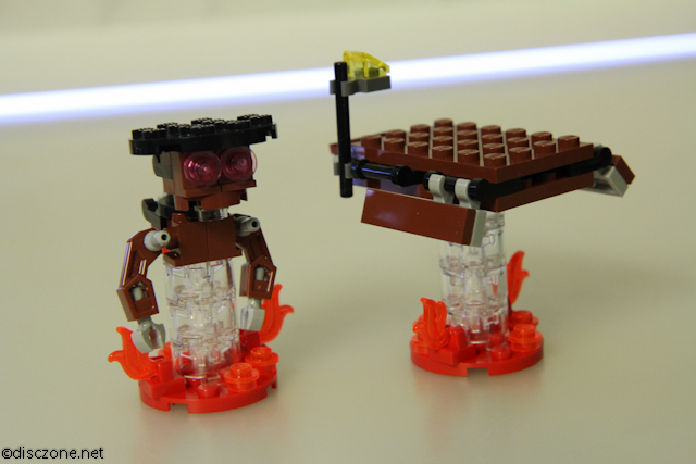 9494 Anakin's Jedi Interceptor - Robots