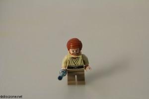 9494 Anakin's Jedi Interceptor -Obi-Wan Kenobi Face 1
