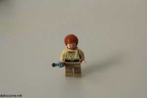 9494 Anakin's Jedi Interceptor - Obi-Wan Kenobi Face 2