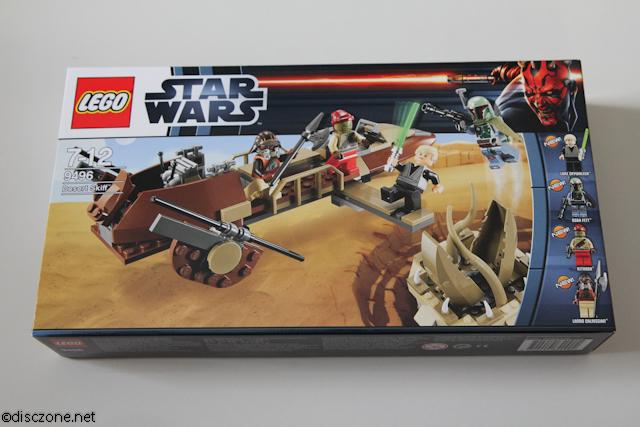 9496 Desert Skiff - Box Front