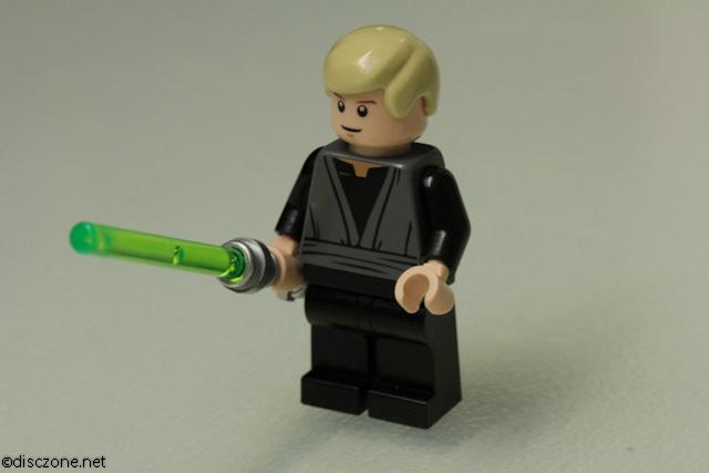 9496 Desert Skiff - Luke Skywalker Front