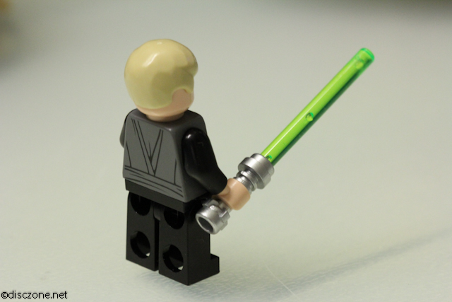 9496 Desert Skiff - Luke Skywalker Rear