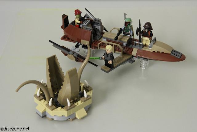 9496 Desert Skiff - Completed