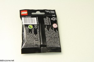 8833 Minifigures Series 8 - Pack Back
