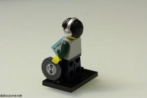 8833 Minifigures Series 8 - DJ
