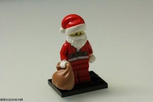 8833 Minifigures Series 8 - Santa