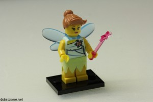 8833 Minifigures Series 8 - Fairy