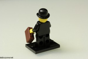 8833 Minifigures Series 8 - Businessman
