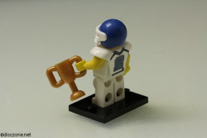 8833 Minifigures Series 8 - Football Player