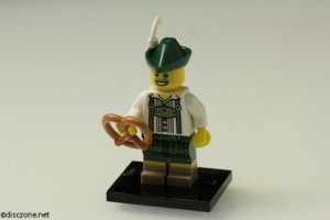 8833 Minifigures Series 8 - Lederhosen Guy