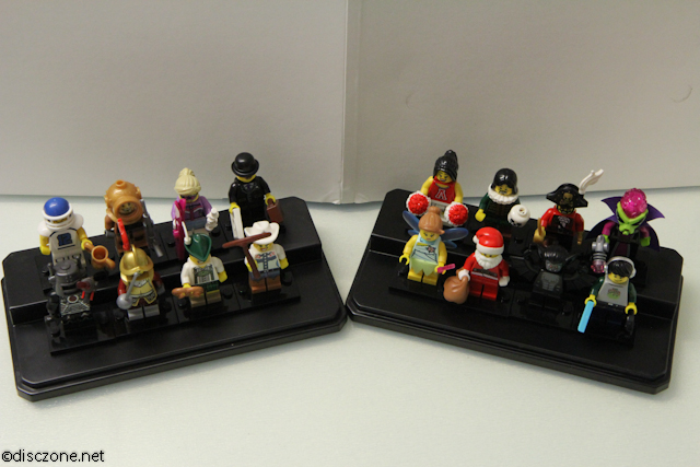 8833 Minifigures Series 8 - All Together