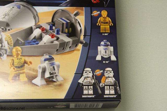 Lego 9490 Droid Escape