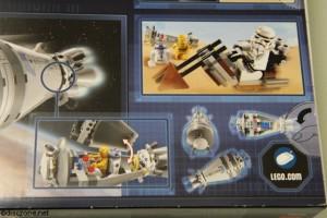9490 Droid Escape - Box Rear Scenes