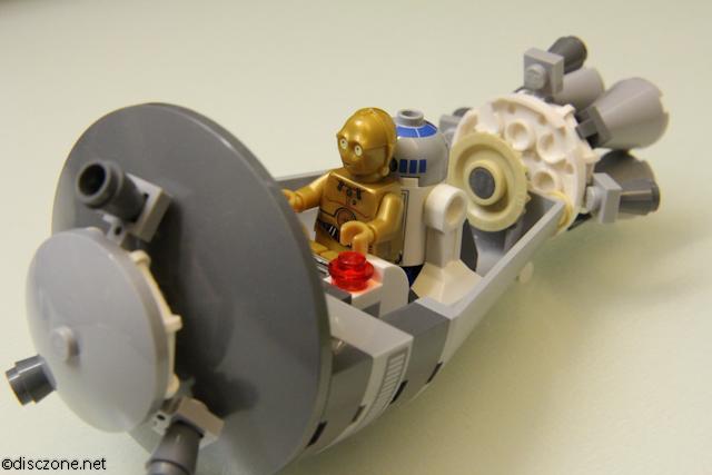 9490 Droid Escape - Droids 1