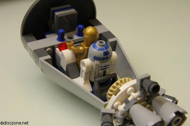 9490 Droid Escape - Droids 2