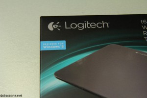 Logitech T650 Touchpad - For Windows 8
