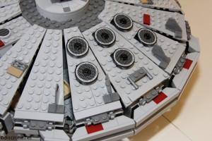 7965 Millennium Falcon - Stickers