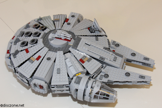 7965 Millennium Falcon - Completed