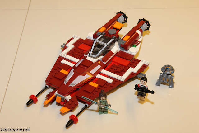 9497 Republic Striker-class Starfighter - Completed Closed