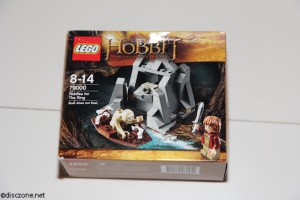 79000 Hobbit - Riddles for the Ring - Box Front