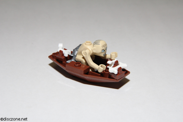 79000 Hobbit - Riddles for the Ring - Boat with bone elements 1