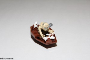 79000 Hobbit - Riddles for the Ring - Boat with bone elements 3