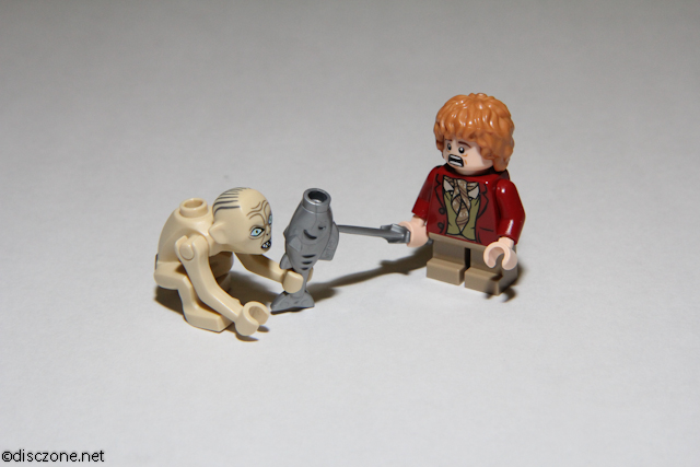 79000 Hobbit - Riddles for the Ring - Bilbo Baggins Two Faces