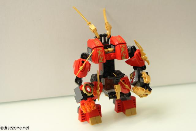 70500 Kais Fire Mech - Fire Mech Front