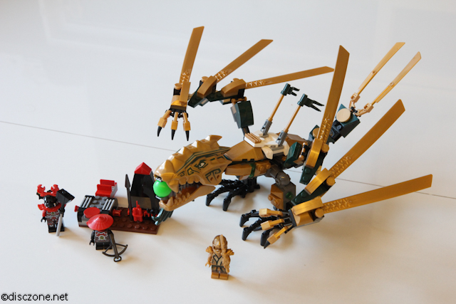 70503 The Golden Dragon - Complete 1