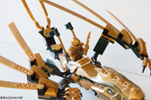 70503 The Golden Dragon - Golden Dragon 2