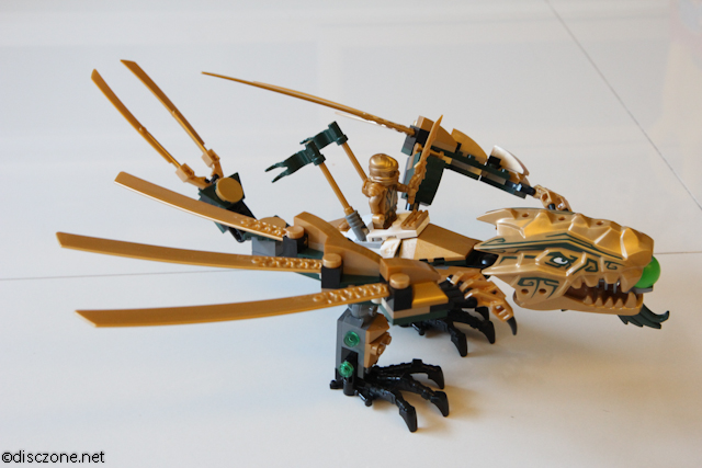 70503 The Golden Dragon - Golden Dragon 3